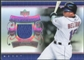 2007 Upper Deck UD Game Patch #CB Carlos Beltran