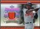 2007 Upper Deck UD Game Patch #MM Melvin Mora