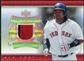 2007 Upper Deck UD Game Patch #MR Manny Ramirez