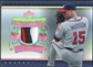 2007 Upper Deck UD Game Patch #TH Tim Hudson