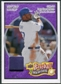 2008 Upper Deck Heroes Patch Purple #90 Matt Kemp 4/5