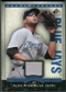 2008 Upper Deck SP Legendary Cuts Destination Stardom Memorabilia #AR Alex Rios