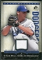 2008 Upper Deck SP Legendary Cuts Destination Stardom Memorabilia #CB Chad Billingsley