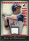 2008 Upper Deck SP Legendary Cuts Destination Stardom Memorabilia #GS Grady Sizemore