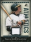 2008 Upper Deck SP Legendary Cuts Destination Stardom Memorabilia #TB Travis Buck