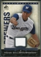 2008 Upper Deck SP Legendary Cuts Destination Stardom Memorabilia #YG Yovani Gallardo