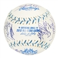2012 National League All Star Team Autographed Official Major Baseball - 28 Signatures