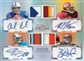 2012 Bowman Sterling Football Hobby 4-Box Case