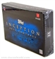 2012 Topps Inception Football Hobby Box