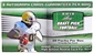2012 Leaf Draft Pick Football 20-Pack Box