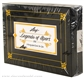 2012 Leaf Legends of Sport Baseball Hobby 12-Box Case