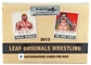 2012 Leaf Originals Wrestling Hobby HOT Box