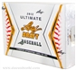 2012 Leaf Ultimate Draft Baseball Hobby 12-Box Case