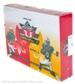 2012 Leaf Valiant Football Hobby 10-Box Case