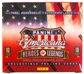 2012 Panini Americana Heroes & Legends Hobby Box - USA Women Soccer Autos !!!