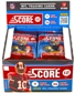 2012 Score Football 20-Box Case - WILSON & LUCK ROOKIES