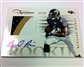 2012 Panini Prime Signatures Football Hobby 30-Box Case