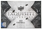 2012 Upper Deck Exquisite Football Hobby Box - WILSON ROOKIE!