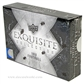 2012 Upper Deck Exquisite Football Hobby 3-Box Case