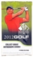 2012 Upper Deck SP Authentic Golf Hobby Pack