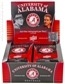 2012 Upper Deck University of Alabama Football Hobby Box