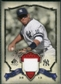 2008 Upper Deck SP Legendary Cuts Destined for History Memorabilia #AR Alex Rodriguez