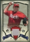 2008 Upper Deck SP Legendary Cuts Destined for History Memorabilia #BW Brandon Webb