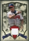 2008 Upper Deck SP Legendary Cuts Destined for History Memorabilia #CJ Chipper Jones