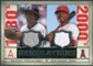 2008 Upper Deck SP Legendary Cuts Generations Dual Memorabilia #CK Rod Carew Howie Kendrick