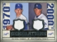 2008 Upper Deck SP Legendary Cuts Generations Dual Memorabilia #DC Don Sutton Chad Billingsley