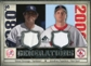 2008 Upper Deck SP Legendary Cuts Generations Dual Memorabilia #GP Goose Gossage Jon Papelbon