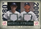 2008 Upper Deck SP Legendary Cuts Generations Dual Memorabilia #GR Goose Gossage Mariano Rivera
