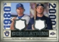 2008 Upper Deck SP Legendary Cuts Generations Dual Memorabilia #MB Paul Molitor Ryan Braun