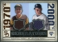 2008 Upper Deck SP Legendary Cuts Generations Dual Memorabilia #PY Gaylord Perry Chris Young