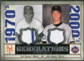 2008 Upper Deck SP Legendary Cuts Generations Dual Memorabilia #SM Tom Seaver John Maine