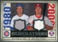 2008 Upper Deck SP Legendary Cuts Generations Dual Memorabilia #SU Ryne Sandberg Chase Utley