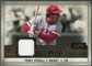 2008 Upper Deck SP Legendary Cuts Legendary Memorabilia Copper Parallel #TP Tony Perez /75