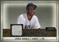 2008 Upper Deck SP Legendary Cuts Legendary Memorabilia Copper Parallel #EB Ernie Banks /75