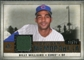 2008 Upper Deck SP Legendary Cuts Legendary Memorabilia Copper Parallel #BW Billy Williams /75