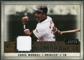 2008 Upper Deck SP Legendary Cuts Legendary Memorabilia Copper #EM Eddie Murray /75