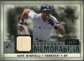 2008 Upper Deck SP Legendary Cuts Legendary Memorabilia Gray Parallel #DW Dave Winfield /15