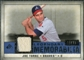 2008 Upper Deck SP Legendary Cuts Legendary Memorabilia Dark Blue Parallel #JT Joe Torre /25