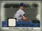 2008 Upper Deck SP Legendary Cuts Legendary Memorabilia Dark Blue Parallel #LA Luis Aparicio /25