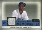 2008 Upper Deck SP Legendary Cuts Legendary Memorabilia Dark Blue #EB Ernie Banks /25