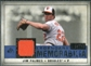2008 Upper Deck SP Legendary Cuts Legendary Memorabilia Dark Blue Parallel #JP Jim Palmer /25