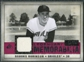 2008 Upper Deck SP Legendary Cuts Legendary Memorabilia Red #RO Brooks Robinson /35