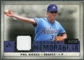 2008 Upper Deck SP Legendary Cuts Legendary Memorabilia Violet Parallel #PN Phil Niekro /50