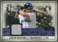 2008 Upper Deck SP Legendary Cuts Legendary Memorabilia Violet Parallel #MA Edgar Martinez /50