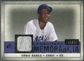 2008 Upper Deck SP Legendary Cuts Legendary Memorabilia Violet Parallel #EB Ernie Banks /50