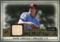 2008 Upper Deck SP Legendary Cuts Legendary Memorabilia #ST Steve Carlton /99